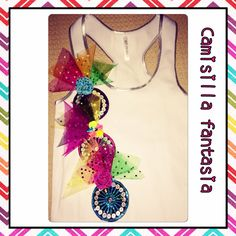 Camisilla fantasía Sweet Sweet, Hippy, Tank Tops, My Style, Ideas, Women, Fashion, Hippie Decorations, Ornaments