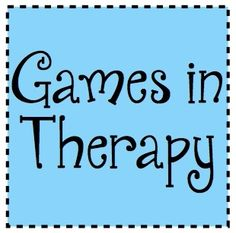 Using Games in Therapy Games are an engaging way to build the therapeutic relationship while assessing a child's strengths and areas where there is room for growth. Playing games as they were intended to be played can teach you a lot about a child's funct Therapy Games, Therapy Tools, Play Therapy, Therapy Activities, Therapy Ideas, Group Activities, Speech Therapy, Mental Therapy, Therapy Worksheets
