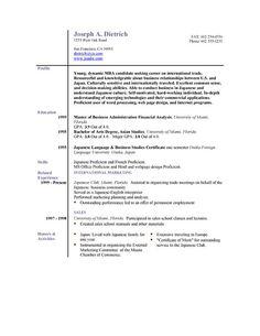 Resume Objective Statement Sample - http://jobresumesample.com/392 ...