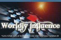 Worldly Influence by Dana Pittman. Mediation of My Heart