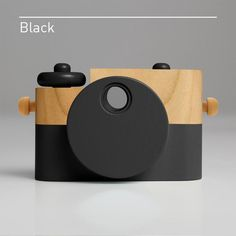 Black Pixie Toy Camera | The Twig Co.