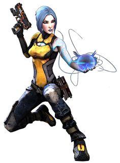 Maya...still reminds me of Tak(Invader Zim) #Nerd #Gaming #Borderlands