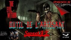 """The Evil Within """"Outil de L'Artisant"""" Max Settings + SweetFX Asus GTX 970"""