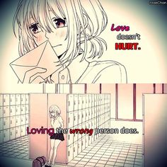 Then I guess I'm always loving the wrong person