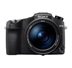 Sony DSCRX10M4 Open Box 20.1MP Digital Camera