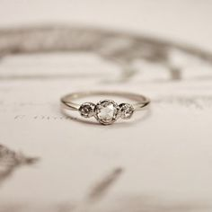100 Simple Vintage Engagement Rings Inspiration (74)
