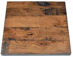 Distressed Ash Plank Top *Only Available in Planks*