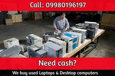 Want to sell your used laptop or desktop computer to the reputed electronic recycle company in Bangalore? We set the best selling price for your laptop or desktop computer based on the present conditions of your gadget & the current market price. For more details visit: http://lapitop.in/ or call: 09980196197
