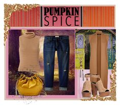 """""""Pumkin'Luv"""" by janoo22 ❤ liked on Polyvore featuring CJ by Cookie Johnson, Jaeger, Exclusive for Intermix, Diane Von Furstenberg, Rebecca Minkoff and Erica Lyons"""