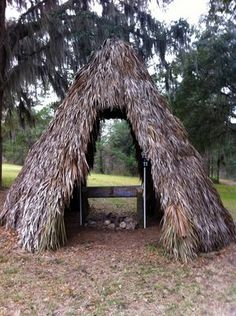 This is such a cool XC fence!!! Now if only my horse and I were brave enough to jump it, lol.