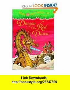 magic tree house dragon of the red dawn book report Dragon of the red dawn  book #37 ar quiz availability: reading practice, vocabulary practice  stepping stone magic tree house magic tree house: merlin .