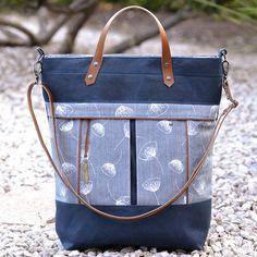 Mila Uni Bag genäht von Ver-Nähen mit Herz Uni Bag, Pouch, Wallet, Little Bag, Purses And Bags, Diaper Bag, Canvas Bags, Bag Patterns, Sewing