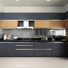 Subramaniam krishnan: modern Kitchen by Neelanjan Gupto Design Co