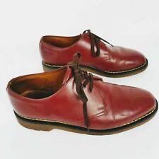 Vintage Doc Marens Shoes 4619 Burgandy Leather Mens Size EU 41 8 USA Hipster #mensfashion $74.95 Men's Shoes, Dress Shoes, Oxford Shoes, Hipster, Mens Fashion, Boots, Model, Leather, Ebay