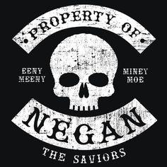Property of Negan More