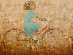 """""""Bicycle"""" by Rebecca Kinkead"""