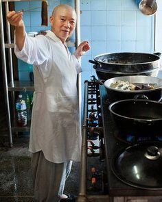 Jeong Kwan is the 'philosopher chef' whose vegetable and herb recipes are inspiring top cooks in the west