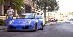 RWB Porsche 911 - Stateside