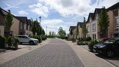 Diswellstown Manor Castleknock, Dublin. Landscape Architects, Dublin, Sidewalk, Side Walkway, Walkway, Walkways, Pavement