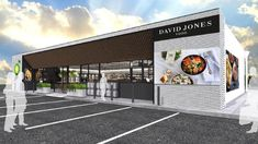 Motorists will be able to stock up and fill up as David Jones teams up with BP Wild Bean Cafe, Gas Station Food, Pre Prepared Meals, Sushi Sandwich, Gourmet Sandwiches, Fuel Prices, Self Serve, Sustainable Food