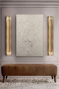 Aurum is the Latin word for gold. With a unique design, AURUM XL Wall Light will bring comfort in the darkest nights with its warm yet sensitive light. This wall light is part of the AURUM Lighting Collection that includes also another wall light and suspension lights in different shapes and sizes.
