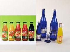Frisdranken: Verhofstede fruitsappen, Eaulala, Straal