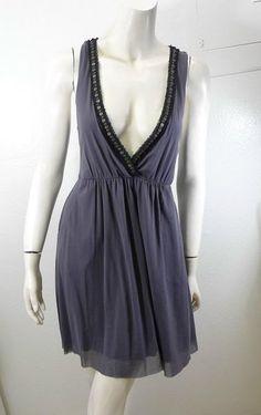 WOMEN WESTON WEAR Anthropologie Dress S SEQUINED #WESTONWEAR #Casual