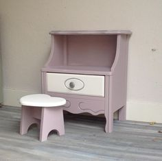 Superior Makeover from the Refinish Line in Grand Forks BC using Superior Paint Co. Bella Rose - Light Pink - Blush