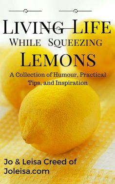 Living Life While Squeezing Lemons: a book Launch