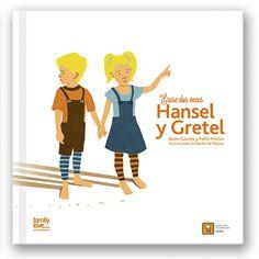 Érase dos veces Hansel y Gretel - Editorial OB STARE