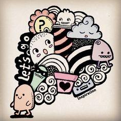 My cute doodle