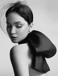 Jennifer Lawrence: Miss Dior Campaign Photos Revealed!: Photo Jennifer Lawrence looks stunning in these new photos from her Miss Dior campaign. The actress was photographed for the campaign by Willy Vanderperre… Christian Audigier, Christian Dior, Miss Dior, Jennifer Lawrence Fotos, Lawrence Photos, Portrait Photography, Fashion Photography, Hair Photography, White Photography