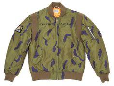 Simulacra Bomber Jacket