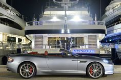 We've been posting some of the great feedback we've had on the New DB9, now, here are some images from our media presentation events on the Côte d'Azur. As you can see this was a wonderful setting for the timeless elegance of DB9 with some fantastic driving roads. Discover the New Aston Martin DB9 - http://www.astonmartin.com/cars/db9