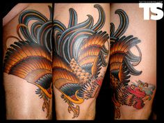 Rooster - arm