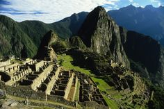 General view of the Inca citadel of Machu Picchu in the Peruvian department of Cusco, June The French Institut of Andean Studies in Peru on June 2008 showed a map made by German. Get premium, high resolution news photos at Getty Images Machu Picchu, Oh The Places You'll Go, Places To Travel, Places To Visit, Travel Destinations, Ecuador, National Geographic Travel, Inka, Lost City