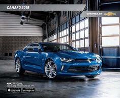 nice Camaro 2016 Prospekt
