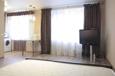 Apartment na Anokhina Petrozavodsk Featuring free WiFi, Apartment na Anokhina offers pet-friendly accommodation in Petrozavodsk.  The accommodation comes with a flat-screen TV. There is also a kitchen, equipped with a microwave.