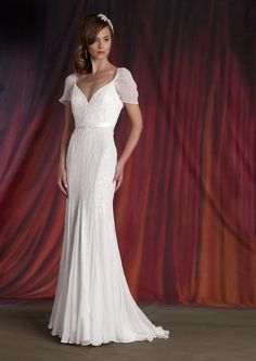 Glenda Gown | Sharon Hoey Irelands Leading Wedding Dress Designer from her Bridal showrooms in Dublin