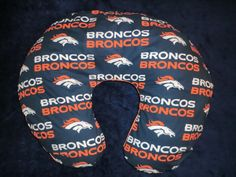 Hey, I found this really awesome Etsy listing at https://www.etsy.com/listing/84806139/denver-broncos-boppy-cover