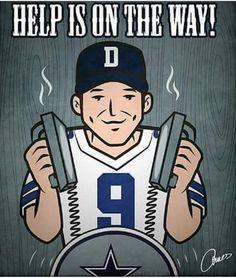 Tony Romo is back!