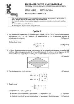 Pau Matemática Canarias