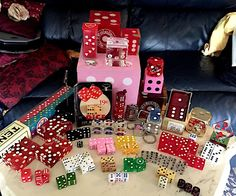 A Fun Add for Your Collection Over 150 Dice from My Own Private Collection | eBay