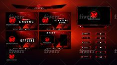 Design twitch overlay for your stream platform by Rubelcreative Logo Design, Graphic Design, Overlays, Platform, Art, Wedge, Overlay, Visual Communication