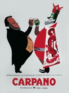 Cavour testimonial del Carpano.