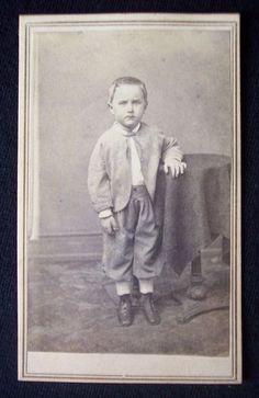 1860s American Civil War Era CDV Photograph Revenue Tax Stamp Washington D C | eBay