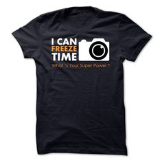 If you are a Photographer or love Photography,then this t-shirt is ideal for you!