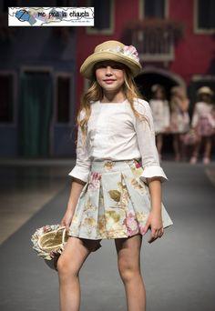 La Ormiga - Colección moda infantil Primavera Verano 2016