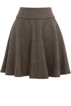 Oasis tweed mantel
