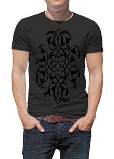 Moorish Comic Warrior Sleeve Raglan Shirt